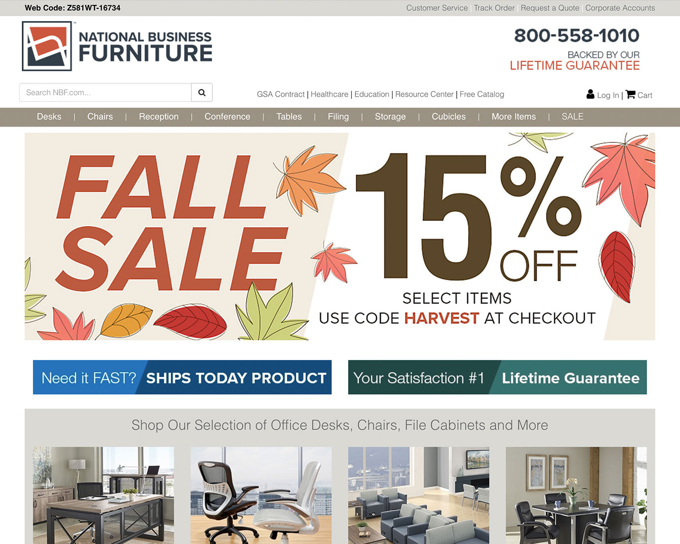 National Business Furniture Coupons New Promo Codes